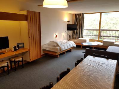 Wynajem na narty Apartament 3 pokojowy 8 osób (772R) - Résidence Cachette - Les Arcs