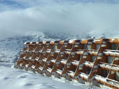Vacances en montagne Appartement 3 pièces 7 personnes (775R) - Résidence Cachette - Les Arcs - Extérieur hiver