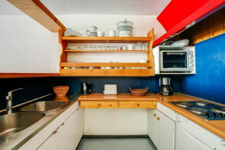 Location au ski Appartement 3 pièces 7 personnes (775R) - Résidence Cachette - Les Arcs - Cuisine
