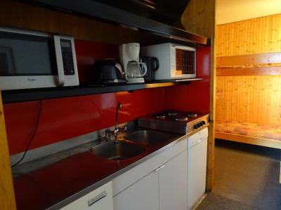 Location au ski Studio coin montagne 5 personnes (365) - Residence Cascade - Les Arcs