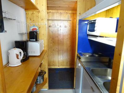 Location au ski Studio 3 personnes (553) - Residence Cascade - Les Arcs