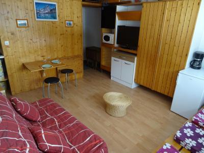 Location au ski Studio 2 personnes (535) - Residence Cascade - Les Arcs