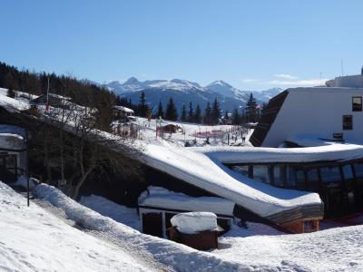 Location au ski Studio 5 personnes (662) - Residence Cascade - Les Arcs