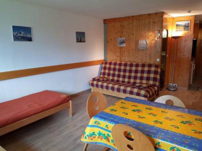 Location au ski Studio 3 personnes (567) - Résidence Cascade - Les Arcs