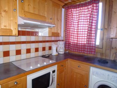 Location au ski Appartement 2 pièces 5 personnes (549) - Résidence Cascade - Les Arcs