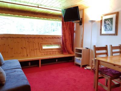 Location au ski Appartement 2 pièces 5 personnes (547R) - Résidence Cascade - Les Arcs - Séjour