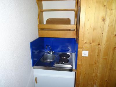 Location au ski Studio 2 personnes (522) - Residence Cascade - Les Arcs - Kitchenette