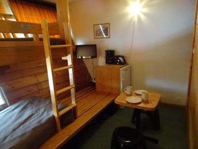 Location au ski Studio 2 personnes (522) - Residence Cascade - Les Arcs - Séjour