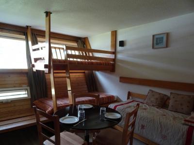 Location au ski Studio 2 personnes (541) - Residence Cascade - Les Arcs - Séjour