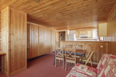 Skiverleih Studio Schlafnische 5 Personen (549) - Résidence Cascade - Les Arcs - Wohnzimmer
