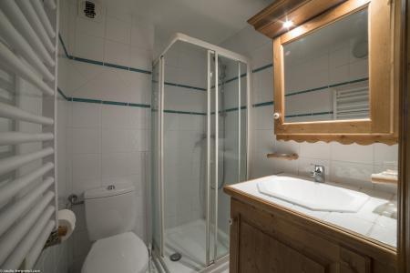 Rent in ski resort 4 room apartment 6 people (F1Bis) - Résidence Chalet de la Bergerie - Les Arcs