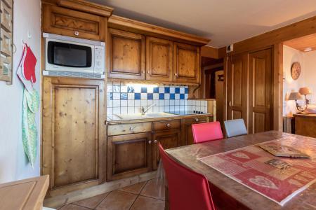 Rent in ski resort 3 room apartment 6 people (11F) - Résidence Chalet de la Bergerie - Les Arcs
