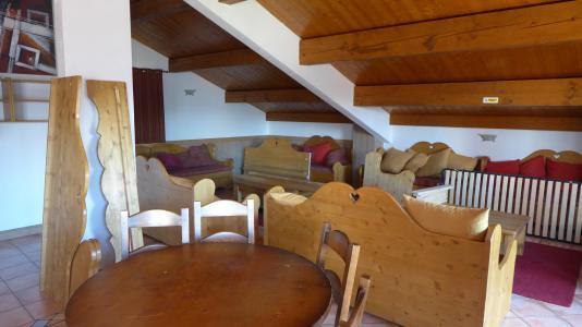 Wynajem na narty Domek górski 13 pokojowy 32 osób (Arc en Ciel) - Résidence Chalet des Neiges Arolles - Les Arcs - Stołem