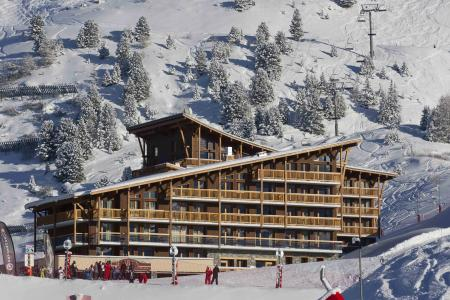 Location au ski Residence Chalet Des Neiges Cime Des Arcs - Les Arcs - Extérieur hiver