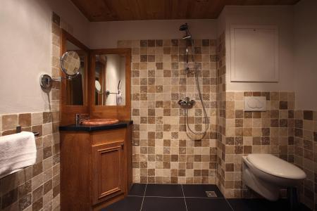 Rent in ski resort Résidence Chalet des Neiges Cîme des Arcs - Les Arcs - Bathroom