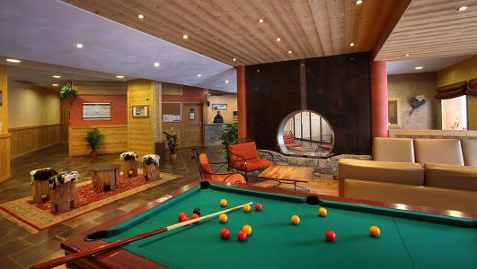 Appartement 5 pièces cabine 12 personnes - Residence Chalet Des Neiges Cime Des Arcs