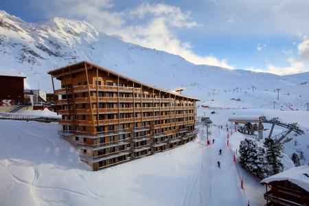 Location Les Arcs 2000 : Residence Chalet Des Neiges La Source Des Arcs hiver