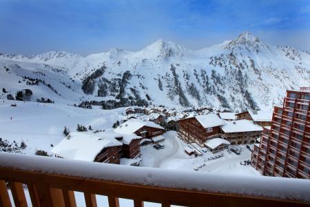 Location au ski Résidence Chalet des Neiges la Source des Arcs - Les Arcs - Extérieur hiver