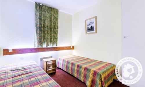 Vacances en montagne Appartement 2 pièces 5 personnes (Confort 30m²) - Résidence Charmettoger - Maeva Home - Les Arcs - Extérieur hiver
