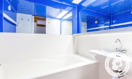 Location au ski Studio 5 personnes (Confort 30m²) - Résidence Charmettoger - Maeva Home - Les Arcs - Extérieur hiver