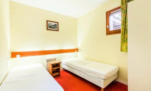 Location au ski Appartement 2 pièces 5 personnes (Confort 30m²) - Résidence Charmettoger - Maeva Home - Les Arcs - Extérieur hiver