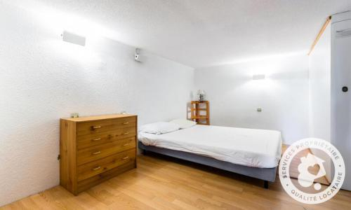 Location au ski Appartement 2 pièces 6 personnes (Budget 40m²) - Résidence Charmettoger - Maeva Home - Les Arcs - Extérieur hiver