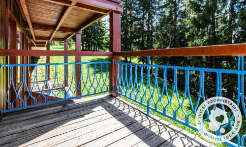 Vacances en montagne Appartement 2 pièces 6 personnes (Budget 40m²) - Résidence Charmettoger - Maeva Home - Les Arcs - Extérieur hiver