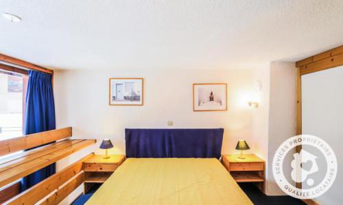 Vacances en montagne Studio 6 personnes (Confort -4) - Résidence Charmettoger - Maeva Home - Les Arcs - Extérieur hiver