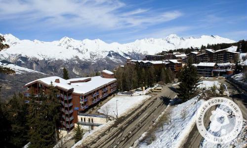 Location au ski Résidence Charmettoger - Maeva Home - Les Arcs - Extérieur hiver