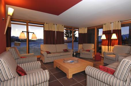 Location au ski Residence Edenarc - Les Arcs - Réception