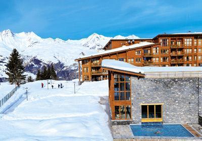 Location au ski Residence Edenarc - Les Arcs
