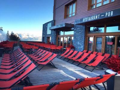 Location au ski Résidence Edenarc - Les Arcs - Intérieur