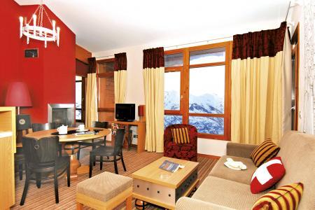Location au ski Residence Edenarc - Les Arcs - Séjour