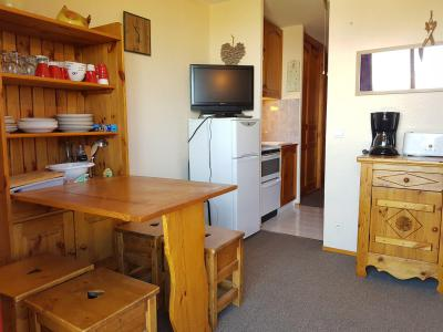 Location au ski Studio coin montagne 3 personnes (805) - Residence Fond Blanc - Les Arcs