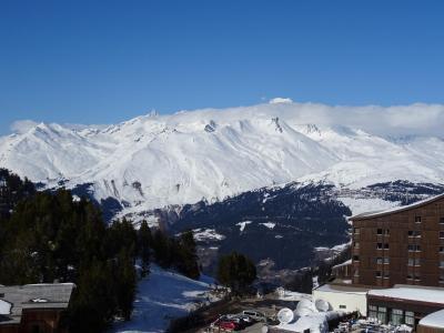 Location au ski Studio coin montagne 3 personnes (805) - Résidence Fond Blanc - Les Arcs - Extérieur hiver