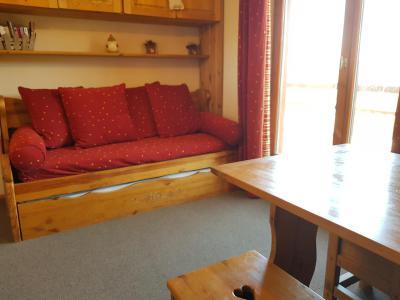Location au ski Studio coin montagne 3 personnes (805) - Résidence Fond Blanc - Les Arcs