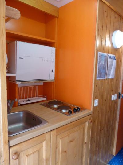 Location au ski Studio 4 personnes (407) - Residence Grand Arbois - Les Arcs