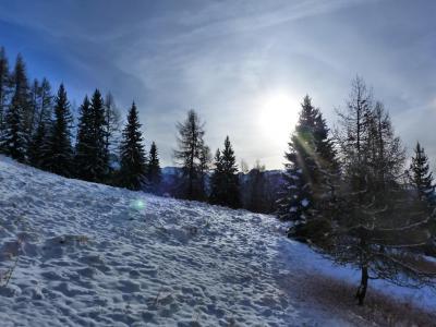 Location au ski Studio coin montagne 4 personnes (311) - Résidence Grand Arbois - Les Arcs