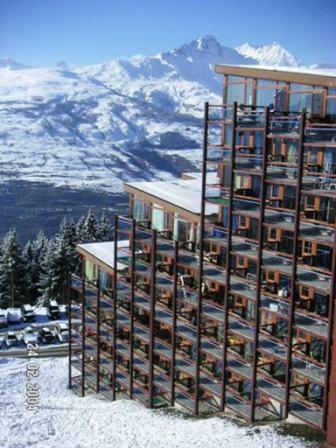 Location au ski Residence Grand Arbois - Les Arcs - Extérieur hiver