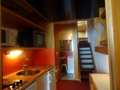 Location au ski Appartement 2 pièces 6 personnes (34) - Résidence Haut de l'Adret - Les Arcs - Cuisine