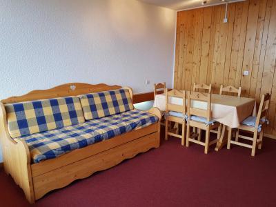 Location au ski Appartement 2 pièces 6 personnes (34) - Résidence Haut de l'Adret - Les Arcs - Séjour