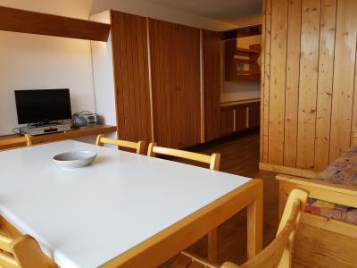 Location au ski Studio coin montagne 5 personnes (13R) - Résidence Haut de l'Adret - Les Arcs - Séjour