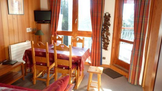 Location au ski Appartement 3 pièces 4 personnes (202) - Residence L'aiguille Des Glaciers - Les Arcs