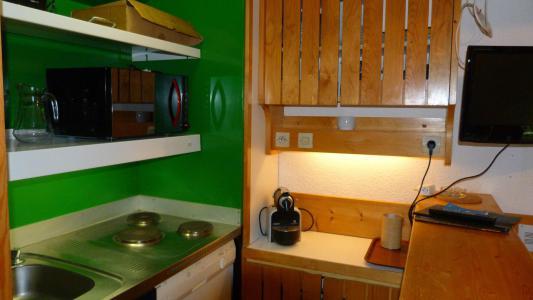 Location au ski Appartement 2 pièces 5 personnes (242) - Residence L'aiguille Grive Bat I - Les Arcs - Kitchenette