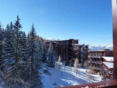 Location au ski Appartement 3 pièces 8 personnes (416) - Residence L'aiguille Grive Bat I - Les Arcs - Extérieur hiver