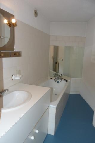 Location au ski Appartement 3 pièces 8 personnes (422) - Residence L'aiguille Grive Bat Ii - Les Arcs - Lavabo
