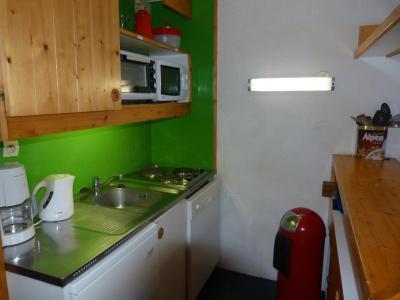 Аренда на лыжном курорте Апартаменты 3 комнат 8 чел. (209) - Résidence l'Aiguille Grive Bât III - Les Arcs