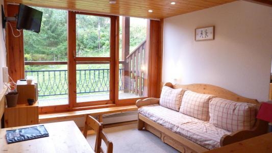 Аренда на лыжном курорте Апартаменты 2 комнат 6 чел. (425) - Résidence l'Aiguille Grive Bât III - Les Arcs