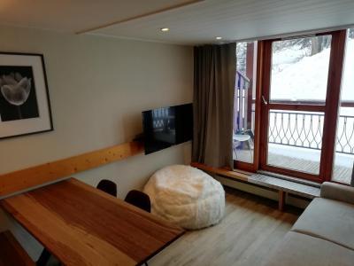 Аренда на лыжном курорте Апартаменты 2 комнат 6 чел. (325) - Résidence l'Aiguille Grive Bât III - Les Arcs