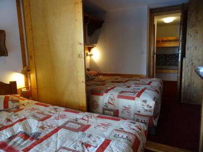 Аренда на лыжном курорте Апартаменты 2 комнат 6 чел. (324) - Résidence l'Aiguille Grive Bât III - Les Arcs